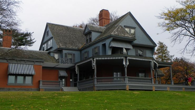 Sagamore Hill National Historic Site